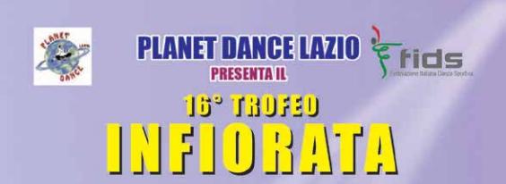 Federdanza Calendario.Trofeo Infiorata Risultati Danceranking