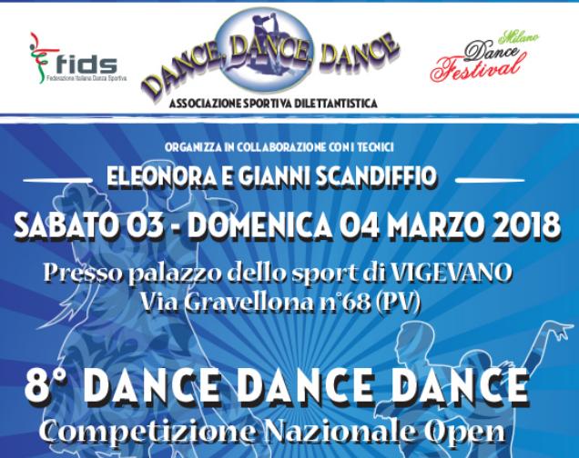 Federdanza Calendario.Dance Dance Dance Risultati Danceranking