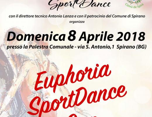 COMUNICATO IMPORTANTE EUPHORIA SPORTDANCECUP