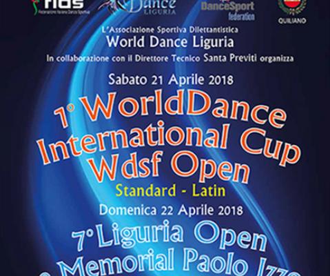 RISULTATI WORLD DANCE LIGURIA E LIGURIAOPEN