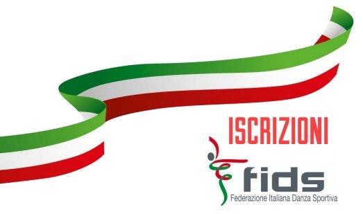 ISCRIZIONI CAMPIONATI ITALIANI FIDS 2018 E GRAND SLAMWDSF