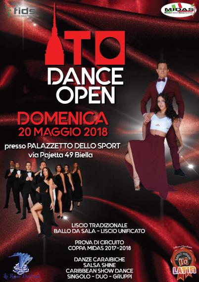 TO DANCE OPEN |RISULTATI