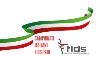 CAMPIONATI ITALIANI FIDS2018