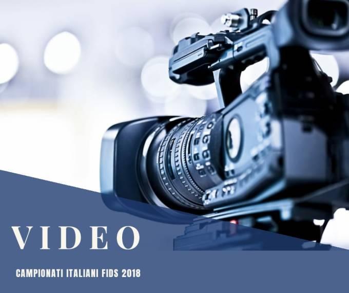 VIDEO CAMPIONATI ITALIANI FIDS2018